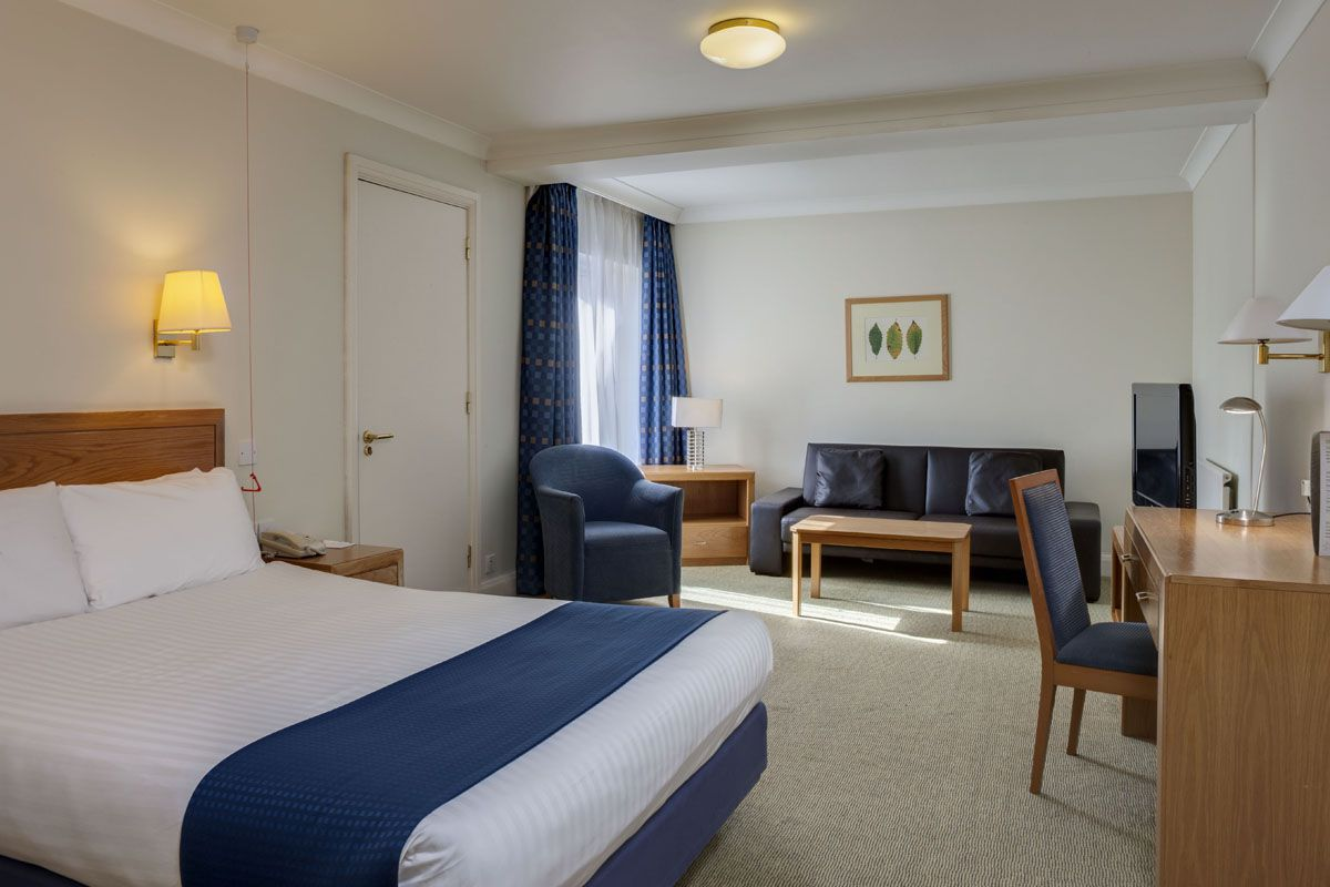 Accessible rooms colchester