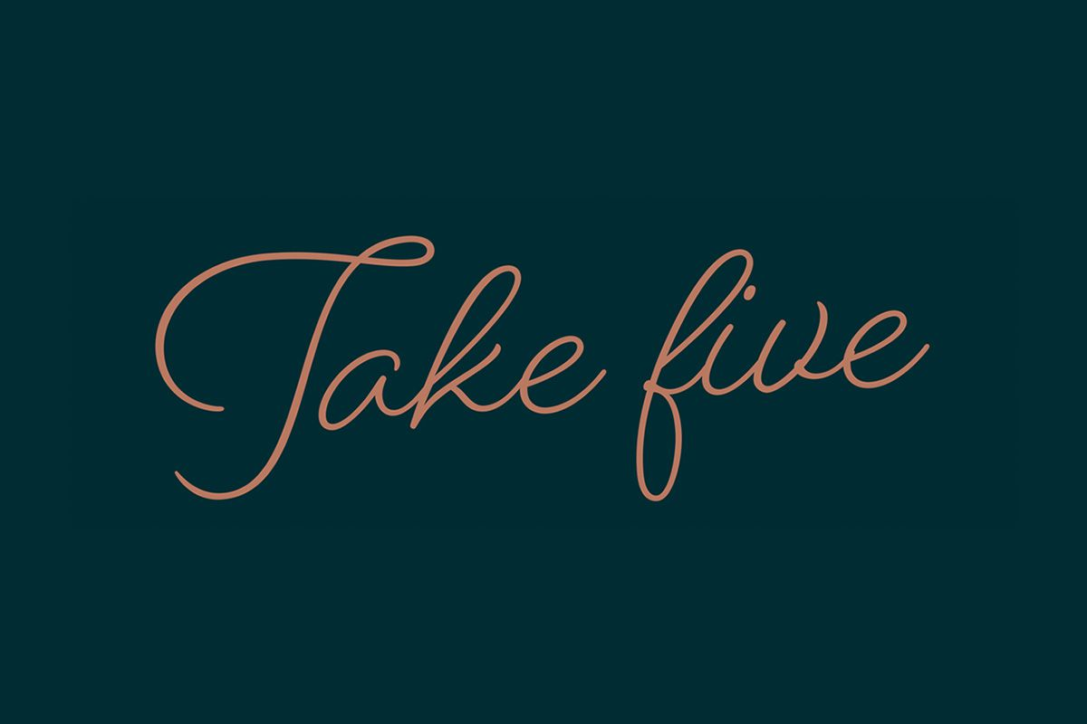 Take Five - Meeting & Event Offers Colchester